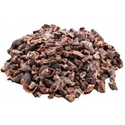 Crushed cacao beans Organic